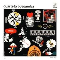 Cd Quarteto Bossamba / Som Maior (1965) Som Livre Masters