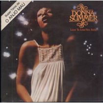Donna Summer Compacto Vinil Love To Love You Baby