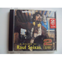 Cd Original - Raul Seixas - 2 É Demais - 2 Lps Em 1 Cd