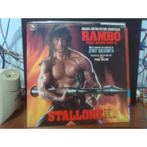 Lp - Trilha Sonora - Rambo Ii 2