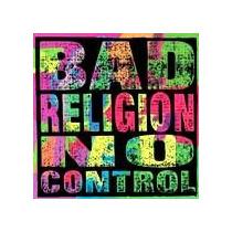 Cd Bad Religion No Control (1989) - Novo Lacrado