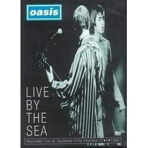Dvd Oasis - Live By The Sea -original Novo Lacrado