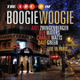 Cd Abc&d Of Boogie Woogie - Live In Paris  (2012) Novo