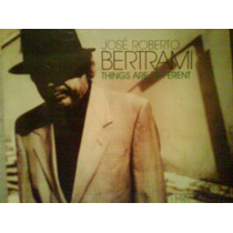 Cd José Roberto Bertrami - Things Are Different (importado)