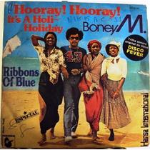 375 Mdv- Lp Compacto 1979- Boney M Trilha Sonora Filme Fever