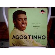 Lp Antonio Carlos Jobim Na Voz De Agostinho Dos Santos Raro