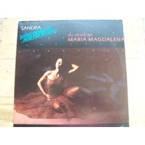 Sandra - Lp Single Mix, 2 Versão Edição De 1985 - (pr)