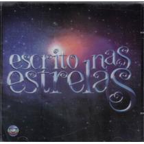 Escrito Nas Estrelas - 2010 - Rede Globo - Cd Lacrado