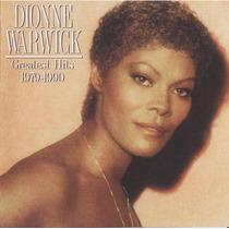 Dionne Warwick Greatest Hits (1979-1990) - Novo Lacrado