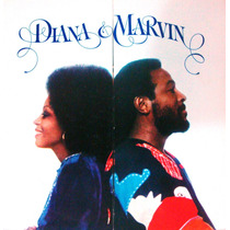 Lp Diana Ross & Marvin Gaye