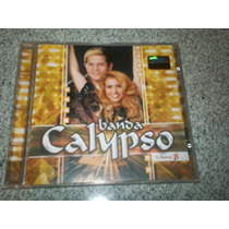 Cd - Banda Calypso Volume 8