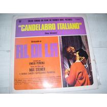 Lp Candelabro Italiano : Trilha Do Filme Frete 24,00 R$