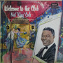 Lp Nat King Cole (welcome To The Club) Capa Dura