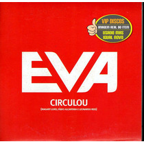 Banda Eva Cd Single Promo Circulou - Raro