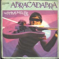 Steve Miller Band Compacto De Vinil Importado Abracadabra