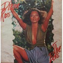 Lp Diana Ross-the Boss-1978-bom Estado.