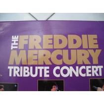 Laserdisc Ld The Freddie Mercury Tribute Concert 2 Discos