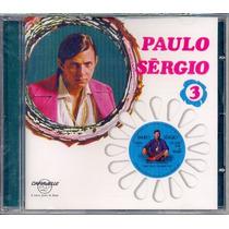 Cd Paulo Sérgio - Vol.3 - 1973 - Lacrado