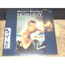 Lp Homeboy (89) C/ Eric Clapton Jb Hutto Magic Sam