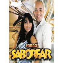 Cd Forró Saborear - Frete Gratis