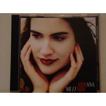 Cd - Adriana Mezzadri - Marcas De Ayer