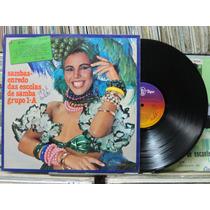 Sambas Enredo Das Escolas De Samba Do Grupo 1.a- Lp Top Tape