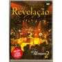 Dvd Grupo Revelação - Ao Vivo - No Morro 2 - Novo***