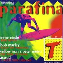 3001 - Cd Parafina - Coletanea Reggae - Frete Gratis