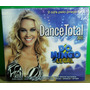 Cd Dance Total Domingo Legal 2011 Duplo Original Lacrado