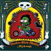 Cd Voodoo Glow Skulls - Firme ( Epitath 1996 )
