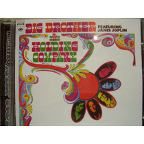Cd - Janis Joplin - Big Brother & The Holding Company