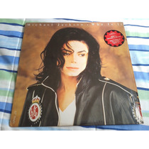 Lp Michael Jackson Maxi Single Limitado Who Is It Beat It 91