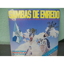 Lp. Sambas Enredo Grupo 1-a Carnaval 86 C/ Encarte .
