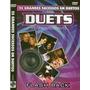 Dvd Duets Internacional Vol. 01 Flash Back Original Lacrado