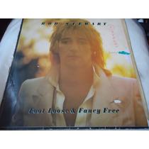 Lp - Rod Stewart - Fool Loose & Fancy Free (c3)