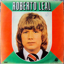 Lp Vinil - Roberto Leal - 1978