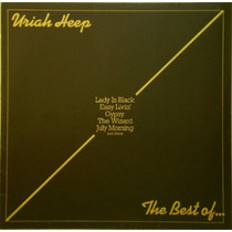 Uriah Heep - The Best Of - Vinil Alemão