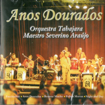 Cd Orquestra Tabajara - Anos Dourados - Vol 1 - Novo***