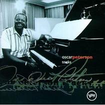 Cd Oscar Peterson - Tracks (solo Piano) Importado E Lacrado