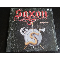 Lp Saxon - Anthology 2 Lps Imp 1988 Novo/selado R$ 150,00