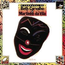 Cd O Carnaval De Beth Carvalho E Martinho Da Vila