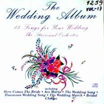 Cd / The Wedding Album = Músicas Para Casamentos (importado)
