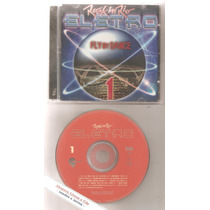 Cd Rock In Rio Eletro 1 - Fly By Dance ( Techno)