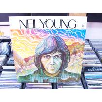 Lp - Neil Young - 1° - Capa Dupla - Importado