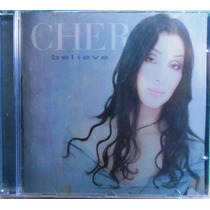 Dance Disco Funk Black Soul Cd Cher Believe Lacrado Fabrica