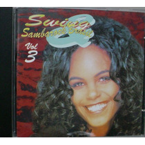 Cd Swing Samba Rock Brasil - Frete Gratis