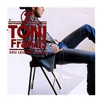 Cd Toni Francis - Vou Levando A Vida