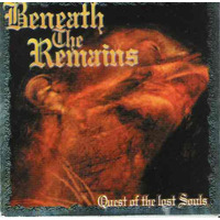 Beneath The Remains Quest Of The Lost Souls(belgium)(e+)cd