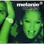 Cd-single-melanie B-i Want You Back
