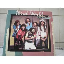 Lp Third World - All The Way Strong Imp Exc Estado R$ 60,00
